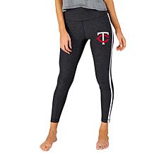 Concepts Sport Officially Licensed MLB Ladies Legging - Twins