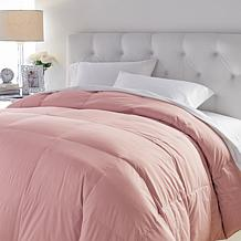 Concierge Platinum White Duck Down Comforter