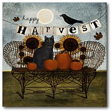 """Courtside Market The Harvest 16""""x 16"""" Canvas Wall Art"""