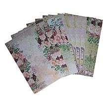 Crafter's Companion A3 Card Pack Floral Treats
