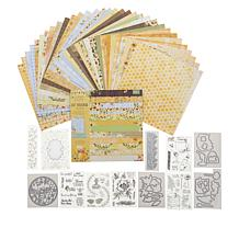 Crafter's Companion Bee-Youtiful Papercraft Kit
