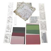 Crafter's Companion Belle Countryside Papercraft Kit