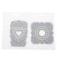 Crafter's Companion Deep Cut Create-A-Card Die Set