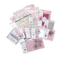 Crafter's Companion Nature's Garden Peony Mega Bundle Collection
