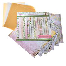 Crafter's Companion Sara Signature Garden of Love Paper Pad Bundle