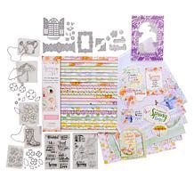 Crafter's Companion Spring Papercraft Bundle
