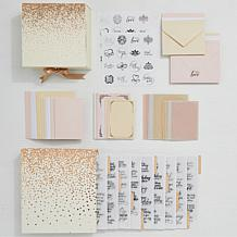 Crafter's Companion Verse Stamp and Card Bundle