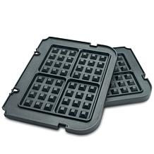 Cuisinart Belgian 4-Slice Deep-Pocketed Waffle Plate