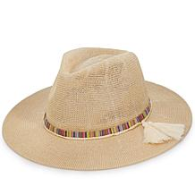 Curations Packable Panama Hat