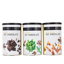 Curtis Stone 3-pack Premium Hot Chocolate