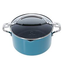 Curtis Stone Dura-Pan Nonstick 6-Quart Straining Stock Pot