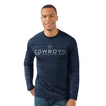 Dallas Cowboys Hands High™ Frequency Long-Sleeve Tee
