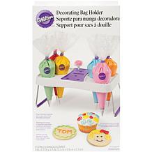 Decorating Smart Decorating Bag Holder - White/Purple