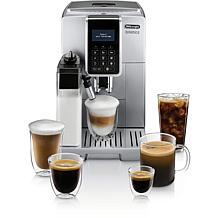 De'Longhi Dinamica with LatteCrema Fully Automatic Espresso Machine
