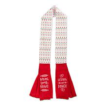Design Imports Christmas Baking Kitchen Towel Scarf