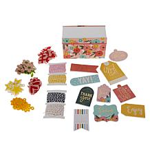 Diamond Press Just For You Tags Kit with Storage Book