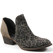 Diba True Shy Town Leather Bootie
