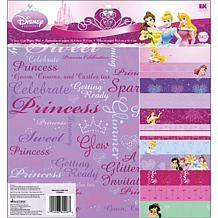 Disney Paper Pad - 24 Sheets Disney Princess Paper