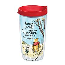 Disney Winnie the Pooh Adventure 16 oz Tumbler with lid