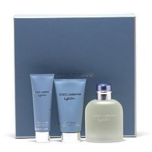 Dolce & Gabbana Light Blue Men 3-piece Set