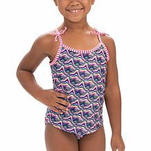 Dolfin Little Dolfin Candy Mountain Print 2-piece Tankini Swimsuit Set