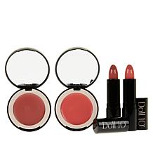 Doll 10 4-piece Hydragel Lip and Cheek Collection