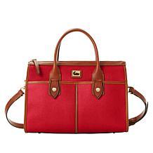Dooney & Bourke Camden Saffiano Leather Satchel