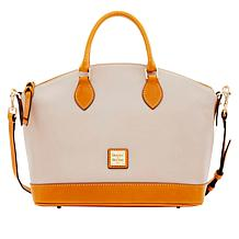 Dooney & Bourke Carissa Leather Satchel