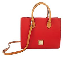 Dooney & Bourke Janine Leather Tote - Fashion