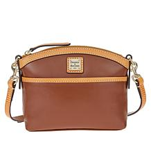 Dooney & Bourke Wexford Leather Domed Crossbody