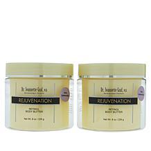 Dr. J. Graf, M.D. Rejuvenation Retinol Body 2-pack with Lavender