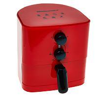 Elite 1-Quart Nonstick Cool Touch Handle Air Fryer