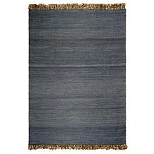 Saguaro Blue Jute Indoor Rug