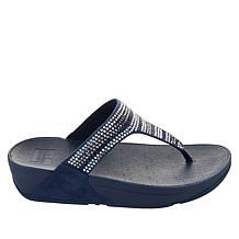 2d05d652bd44e3 ... FitFlop Flare Strobe Toe Post Sandal ...