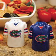Gameday Ceramic Salt and Pepper Shakers - FL Gators