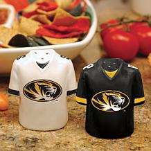 Gameday Ceramic Salt and Pepper Shakers - U of Missouri
