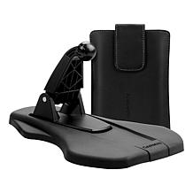 "Garmin 2-piece Portable Friction Mount and 5"" Case"