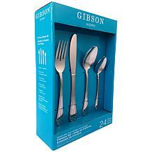 Gibson Home Mariano 24-piece Flatware Set
