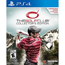 Golf Club Collectors Edition - PS4