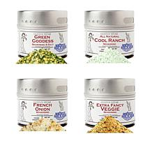 Gustus Vitae 4-pack Pantry Refresh Spice Set