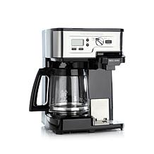 Hamilton Beach FlexBrew 2- Way Coffee Maker