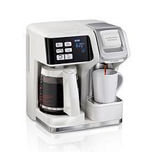 Hamilton Beach FlexBrew 2-Way Coffee Maker