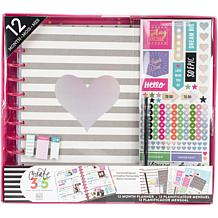 Happy Planner 12-Month Undated Big Planner Box Kit - Rainbow Foil