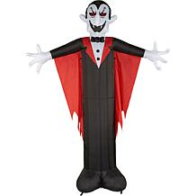 Haunted Hill Farm 10' Inflatable Vampire with Lights