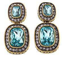 "Heidi Daus ""Exquisite Elegance"" Drop Earrings"