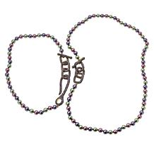 """Heidi Daus """"I'm Hooked"""" 55-1/2"""" Convertible Beaded Necklace"""