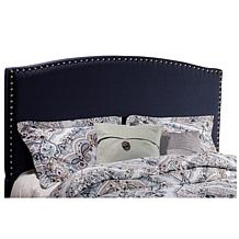 Hillsdale Kerstain Full Headboard - Navy Linen