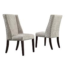 Home Origin Set of 2 Westgate Wingback Chair