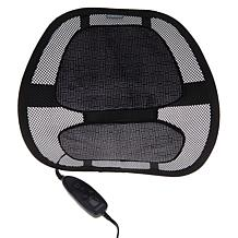 HoMedics Heated Contour Back Support