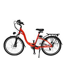 Hover-way City Cruiser Electric Bike with Pedal Assist